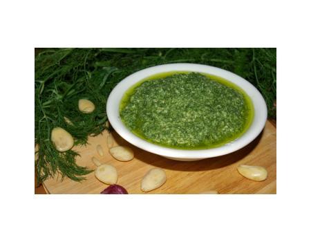 Pesto con sarde e finocchietto selvatico